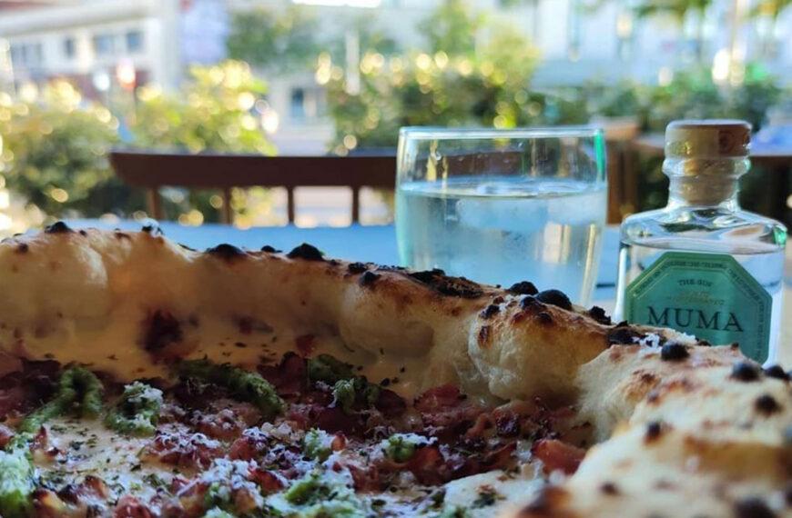 Abbina Muma Gin a pizza e sushi: un universo di sapori nuovi!