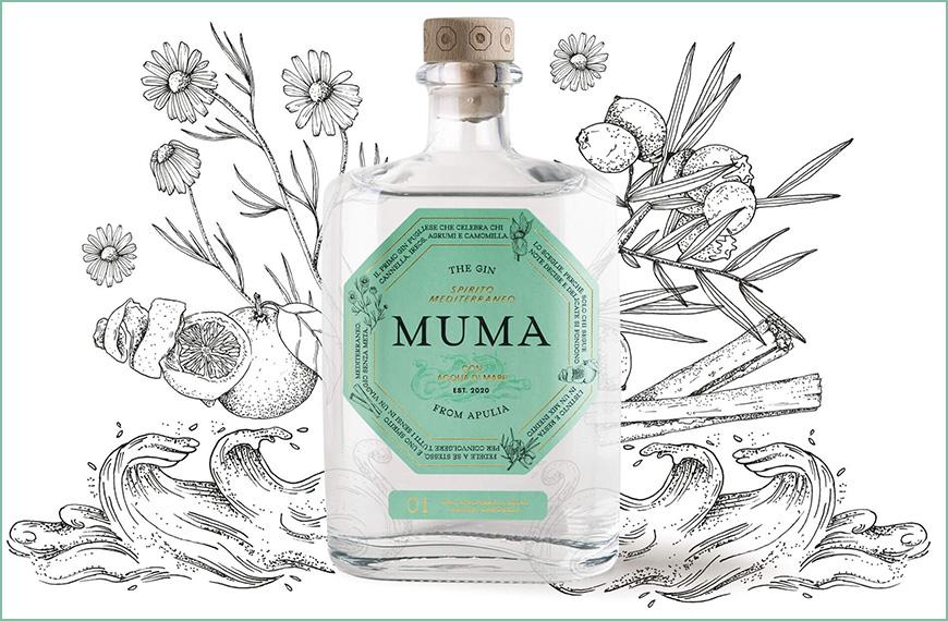 Ingredienti botaniche gin