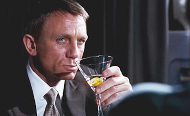 Vesper Martini James Bond
