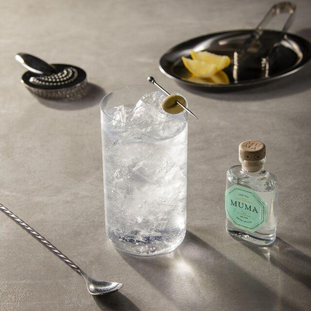 Muma see tonic  Ingredienti:  5 cl Muma Gin 1 Bottiglietta Acqua tonica Profumo di Agrumi 0,5 cl Soluzione Salina  Heritage:  Un gin tonic semplice senza complicazioni e servito in maniera contemporanea, l'oliva dona sapidità esaltando sia il gin sia la tonica che andrà ad essere utilizzata. Diventa anche un gin tonic da aperitivo , proprio grazie all'oliva che è un ingrediente che si trova anche nello spritz classico veneziano. Il twist di limone da freschezza ed esalta le altre botaniche del gin.  #gin #gintonic #bar #cocktail #instagood #aperitivo #cocktailbar #ginlovers #happyhour #italia #pugliagram #weareinpuglia #mumamoments